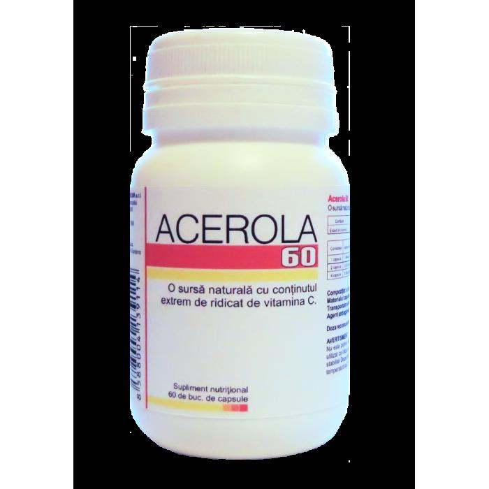 ACEROLA, 60 capsule