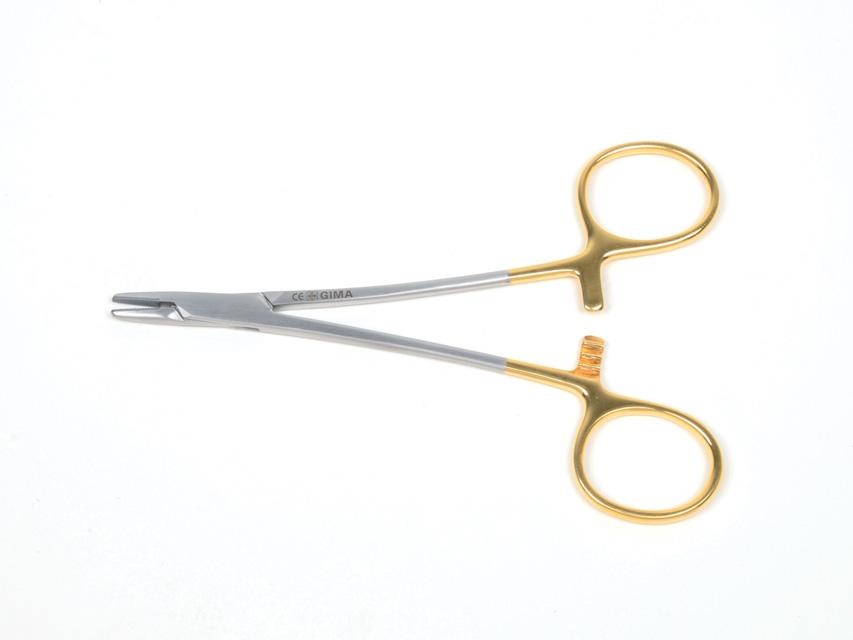 GOLD Derf NEEDLE SUPORT - 12 cm