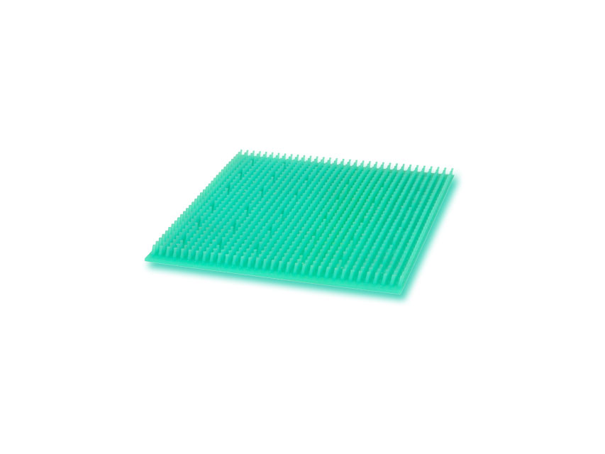 SILICON MAT 220x230 mm - perforate