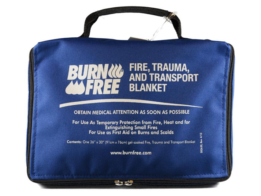 BURNFREE FIRE / TRAUME BLANKET 91x76 cm