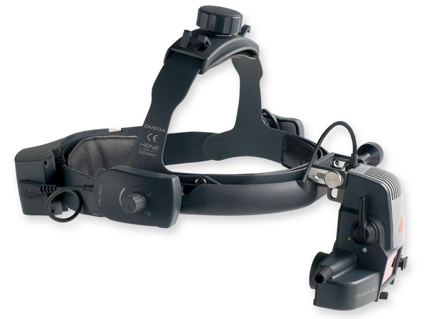 HEINE OMEGA 500 LED-uri HQ oftalmoscop