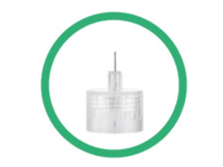BD microfine Needles 4 mm - 32G - 320140