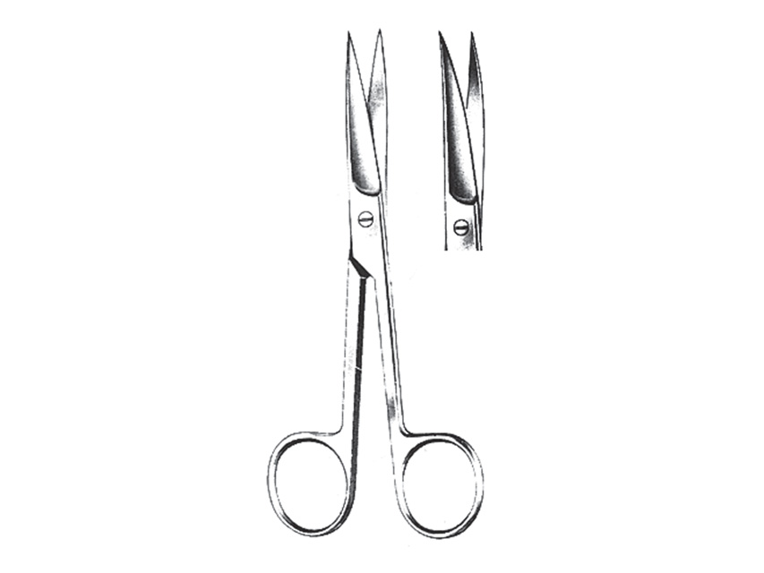 FOARFECE CURBA SHARP / SHARP - 18 cm
