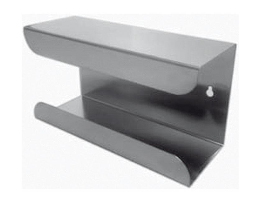 MANUSA DISPENSER - oțel inoxidabil - un singur