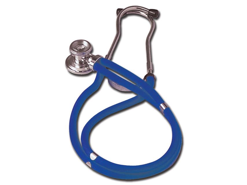 RAPPAPORT  CAPSULA DUBLA  stetoscop - Y albastru