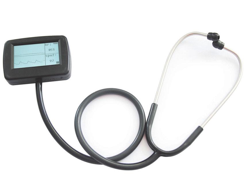 Stetoscop cu SpO2 CMS-M VIZUALE MULTIFUNCTIONAL