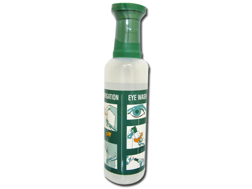 Clătirea ochilor, SOLUȚIA - steril - de rezervă