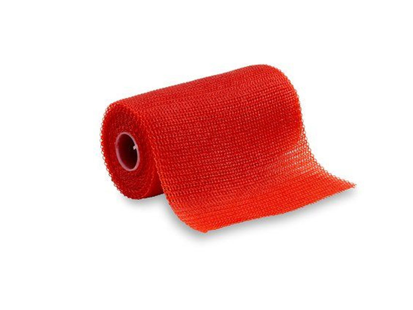 3M™ Softcast™ Fasa imobilizare fibrasticla 10 cm x 3,65 m - roșu