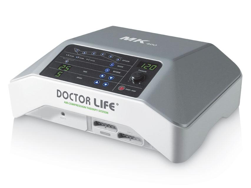 DOCTOR LIFE MK400 PROFESIONAL COMPRESIE SISTEM cu 2 picioare