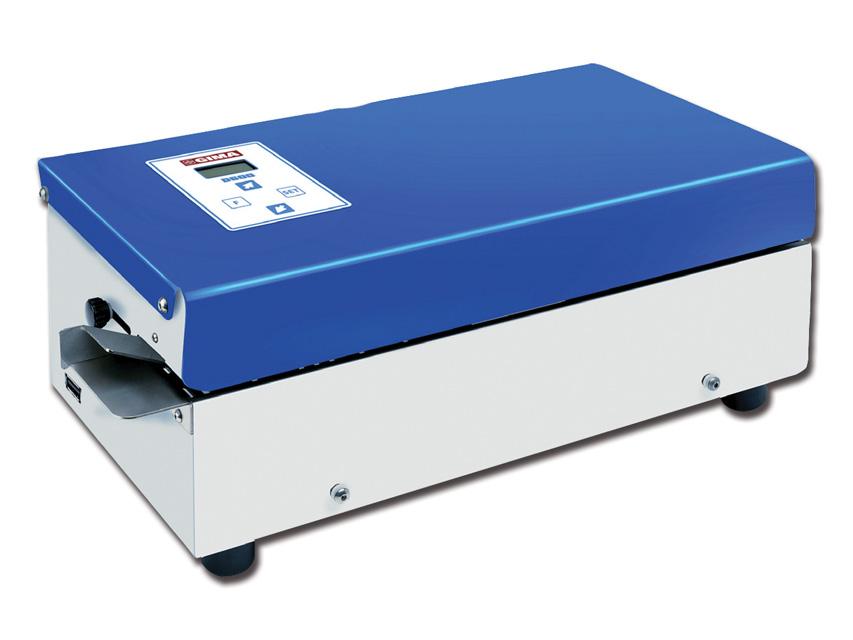 GM D-700 DIGITAL APARAT TERMOSUDARE  cu sistem de validare și imprimantă