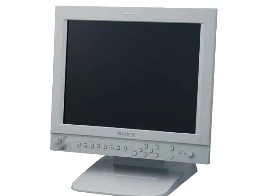 SONY LMD 1530 MD Monitor LCD 15