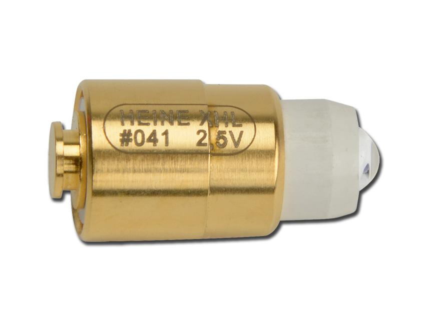 HEINE 2.5V 041 Becul Fibralux, Mini 2000, Mini 1000