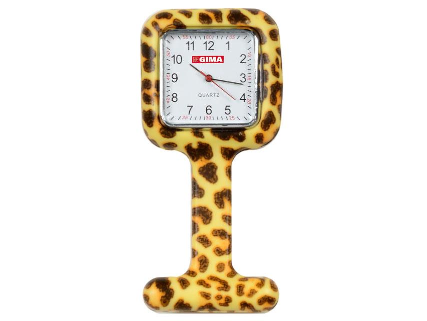 CEAS ASISTENTA Medicală, SILICON - pătrat - leopard