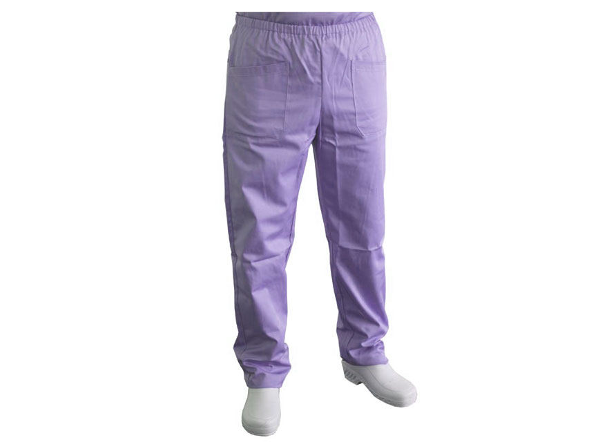 PANTALONI - bumbac / poliester - XL unisex violet