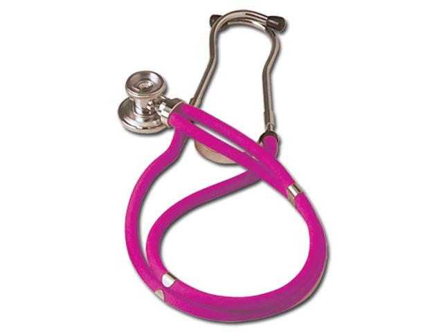 RAPPAPORT  CAPSULA DUBLA  stetoscop - Y fucsia
