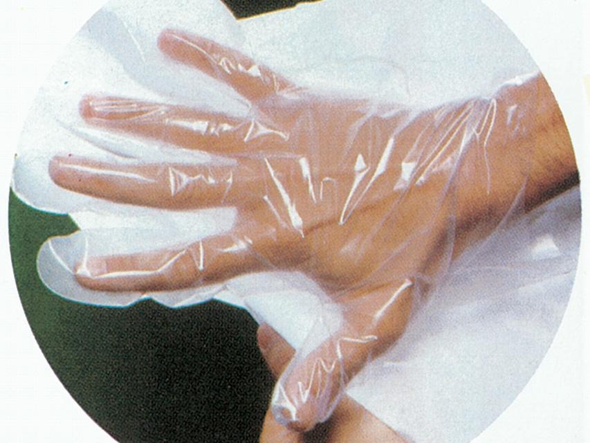 MANUSI Copolimer - pe hârtie - sterile