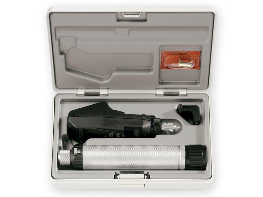 HEINE BETA 200 retinoscop 2,5V - fantă
