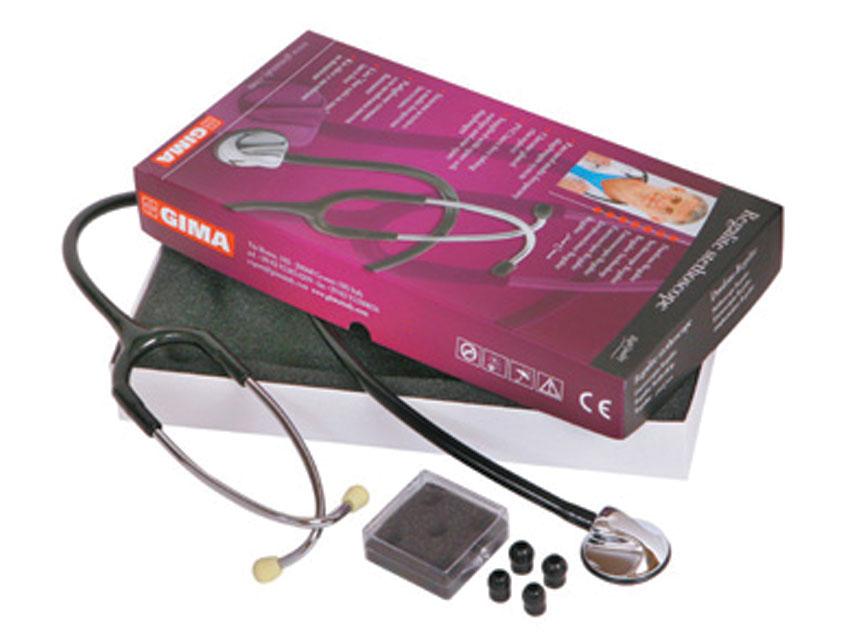 Regalite stetoscop - Y negru