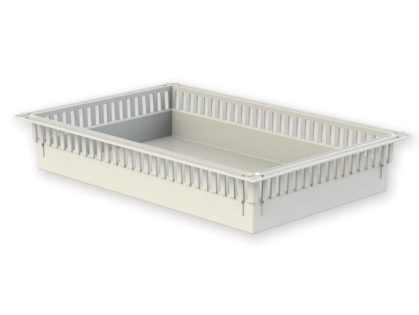 PLASTIC COS  60x40x10 cm