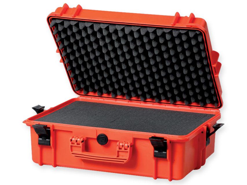 GM BORSETA 500 cu spumă internă - portocaliu