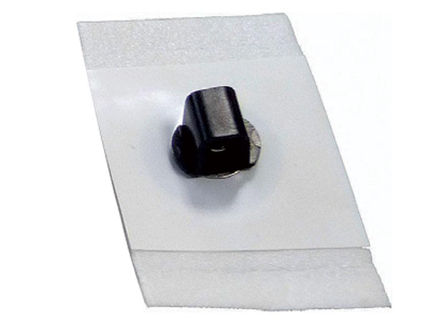 DISPOSABLE PE-SPUMĂ ELECTROZI 28-44 mm - dreptunghiular - adult