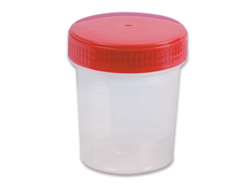 URINA CONTAINER 120 ml - vrac