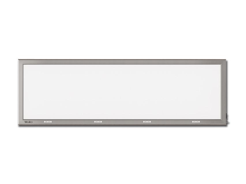 Negatoscop LED Ultrasubțire  42x144 cm - cvadruplu