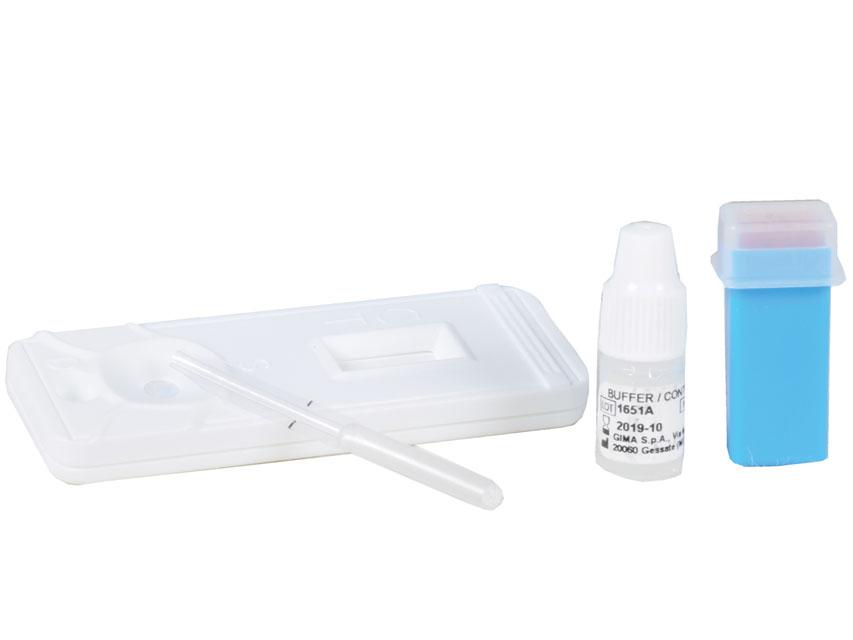 Helicobacter pylori - auto-test